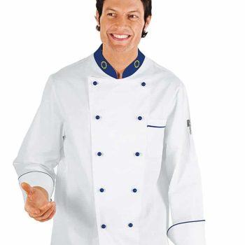 Giacca Cuoco Bicolore / Perfilo